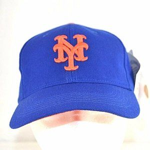 New York Mets Blue/Orange Baseball Cap Snapback